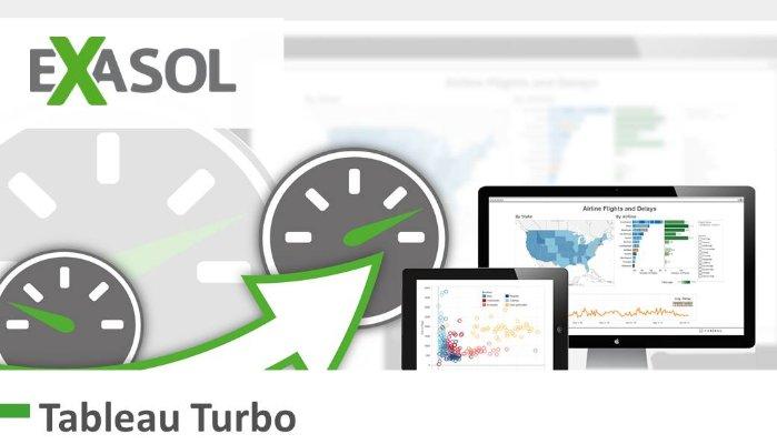 exasol tableau turbo